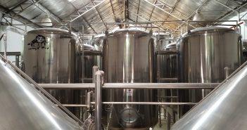 Tanques de cervejaria