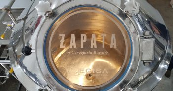Tina de Brassagem - ZAPATA