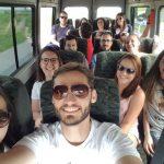 Excursão do Vem do Malte para o FCB 2017