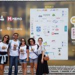 Chegada no Festival Brasileiro da Cerveja 2017