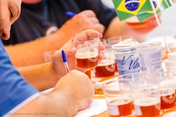 Concurso Brasileiro de Cervejas - Análise Sensorial